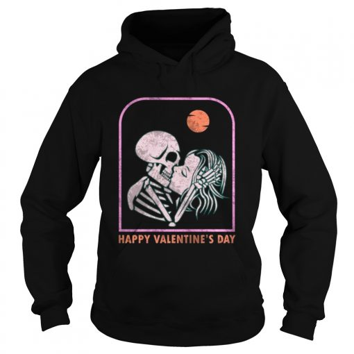 Hoodie Happy Valentines Day Shirt