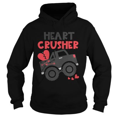 Hoodie Heart crusher Valentines Day SHirt