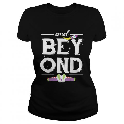 Ladies Tee And bey ond shirt