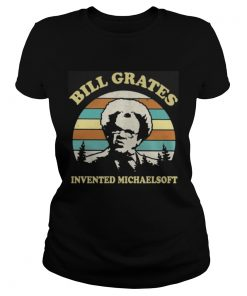 Ladies Tee Check It Out Dr Steve Brule Bill Grates invented michaelsoft retro shirt