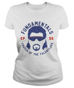 Ladies Tee Fundamentals crutch of the talentless shirt