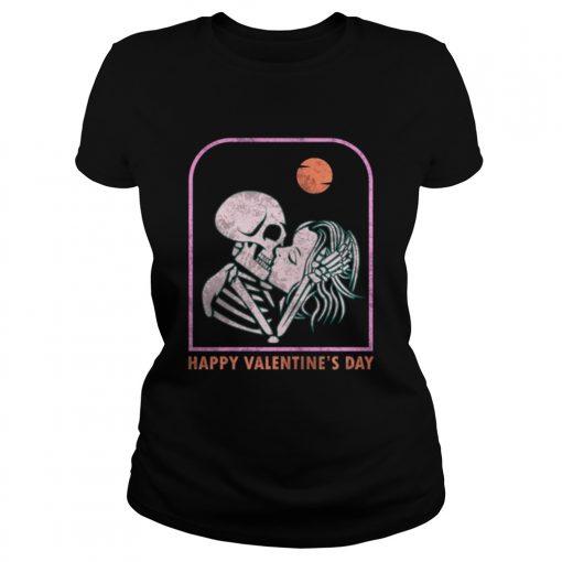 Ladies Tee Happy Valentines Day Shirt