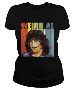 Ladies Tee Official Weird Al Vintage Shirt