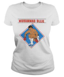 Ladies Tee Rip N Dip Muhammad Ollie shirt
