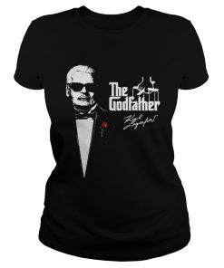 Ladies Tee The godfather Karl Lagerfeld 1933 2019 shirt