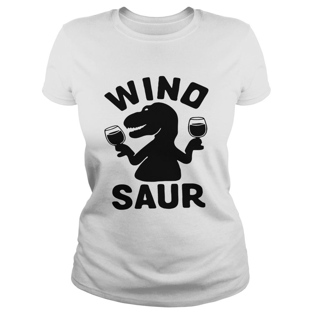 Winosaur Wino Saur Shirt Kingteeshop