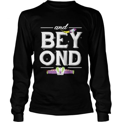 Longsleeve Tee And bey ond shirt