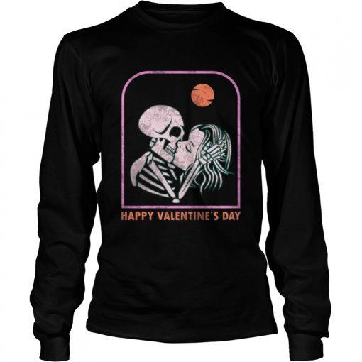Longsleeve Tee Happy Valentines Day Shirt