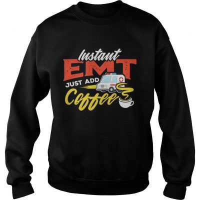 Sweatshirt EMT Emergency Medical Technician Paramedic Shirt