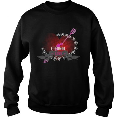 Sweatshirt Eternal love heart forever Shirt