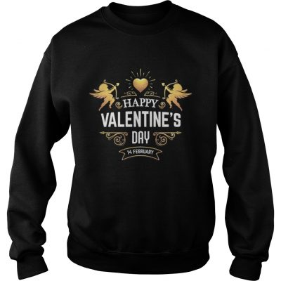 Sweatshirt HAPPY VALENTINES DAYValentines Day Shirt
