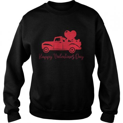 Sweatshirt Happy Valentines Day Valentines Day Shirt
