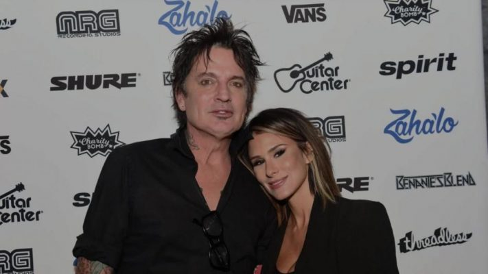 Tommy Lee marries social media star Brittany Furlan on Valentine's Day