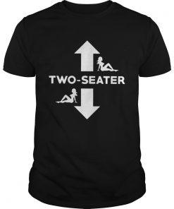 TwoSeater Girl Version Guys Tee