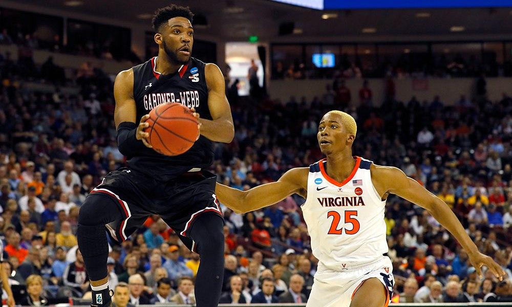Basketball fans are trolling Virginia over shaky start against Gardner-Webb