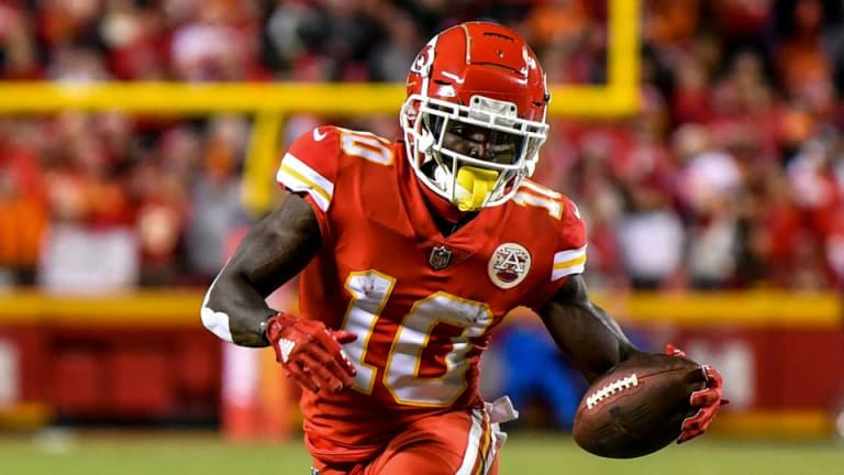Chiefs WR Tyreek Hill linked to investigation regarding alleged battery