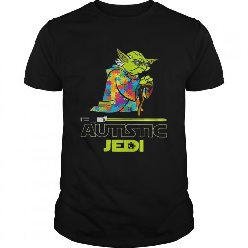 Guys Autism Yoda Seagulls kid shirt