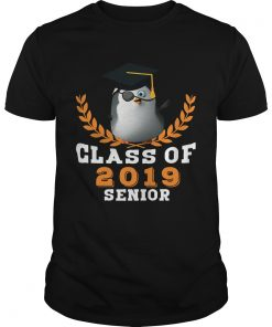 Guys Class of 2019 Senior High School Graduation TShirt