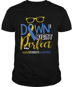 Guys Down Right Perfect Shirt