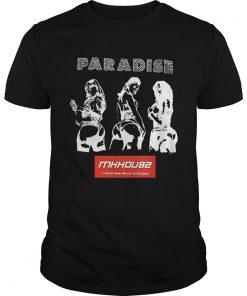 Guys Erikas pink paradise T shirt