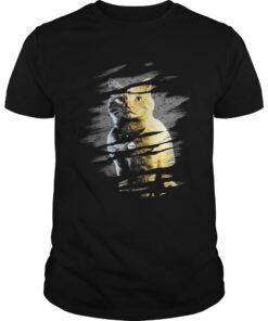 Guys Flerken Goose the Cat inside me Caption Marvel shirt