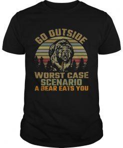 Guys Go Outside Unisex shirt