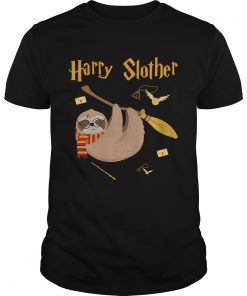 Guys Harry Potter sloth Harry Slother shirt