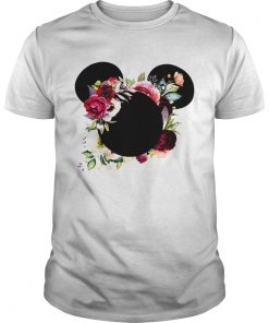 Guys Lady Mickey Mouse Disney shirt