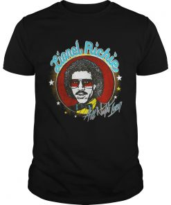 Guys Lionel Richie All Night shirt