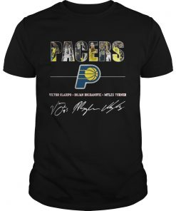 Guys Pacers Basketball For Fan Shirt