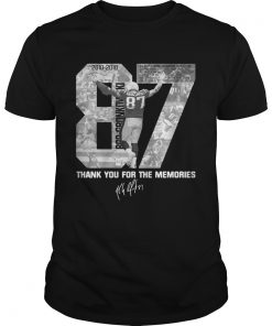 Guys Rob Gronkowskis Thank You For The Memories shirt