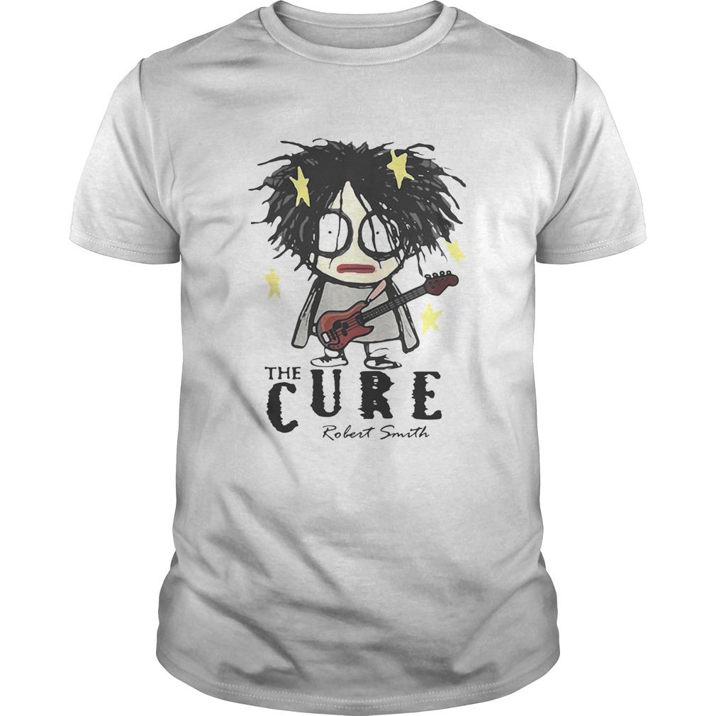 835042b25 The Cure Robert Smith shirt - Kingteeshop