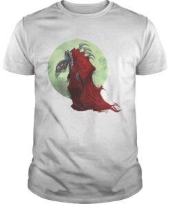 Guys The Dark Crystal SkekTek Red Moon shirt