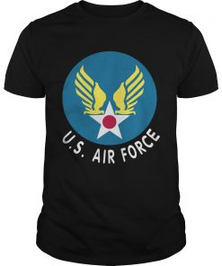 Guys United States air force shirt