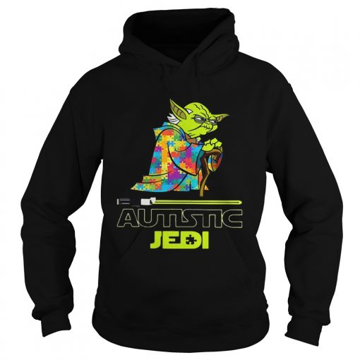 Hoodie Autism Yoda Seagulls kid shirt