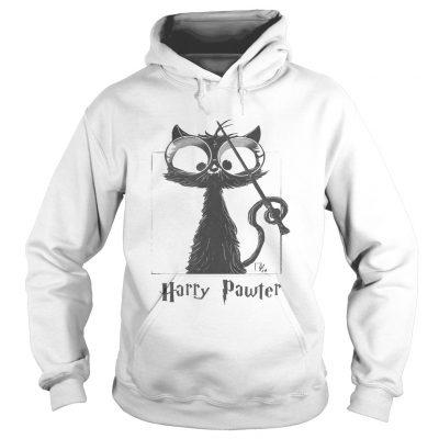 Hoodie Cat Harry Pawter shirt