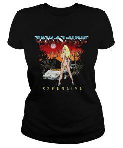 Ladies Tee Erika Jayne Xxpen Ive Cover Belongs On A Heavy Metal T shirt