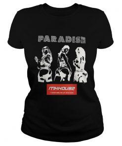 Ladies Tee Erikas pink paradise T shirt