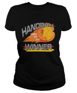 Ladies Tee Handball 2019 Germany TShirt