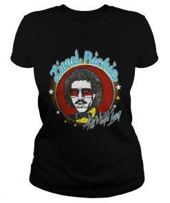 Ladies Tee Lionel Richie All Night shirt