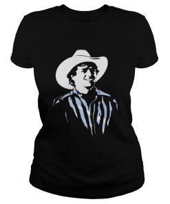 Ladies Tee Luke Perry 8 Seconds shirt