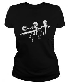 Ladies Tee Spirit Fiction and Yuyu Hakusho shirt