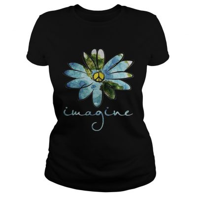 Ladies Tee Sunflower imagine shirt