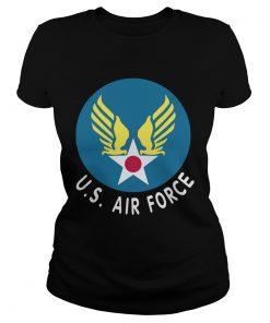 Ladies Tee United States air force shirt