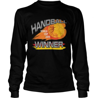 Longsleeve Tee Handball 2019 Germany TShirt