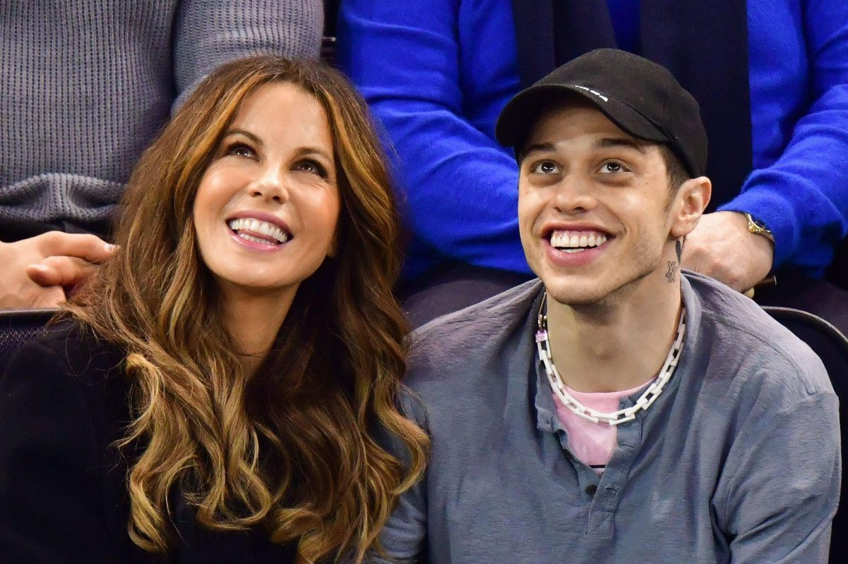 Pete Davidson Doesn't Understand Our 'Crazy Fascination' With Him Dating Kate Beckinsale