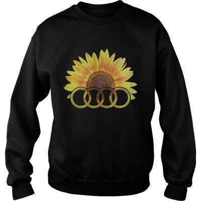 Sweatshirt Audi Sunflower shirt