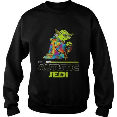Sweatshirt Autism Yoda Seagulls kid shirt
