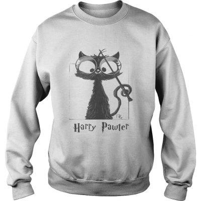 Sweatshirt Cat Harry Pawter shirt