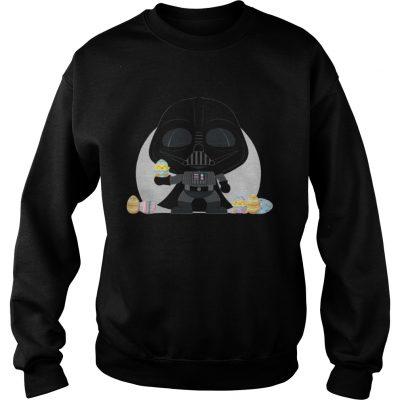 Sweatshirt Star Wars Darth Vader Kawaii Easter Funny Cartoon Shirt